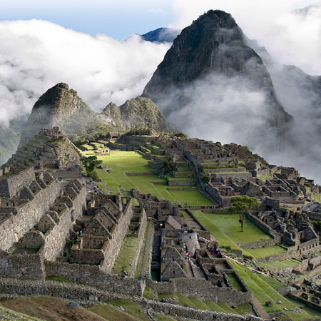 América do Sul e Antártida